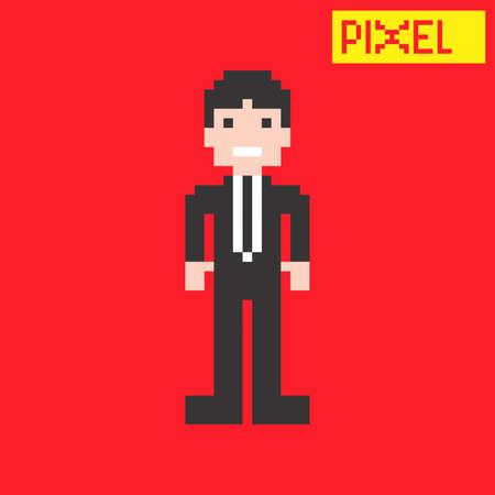 pixel character Vector