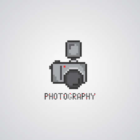 camera pixel Vector