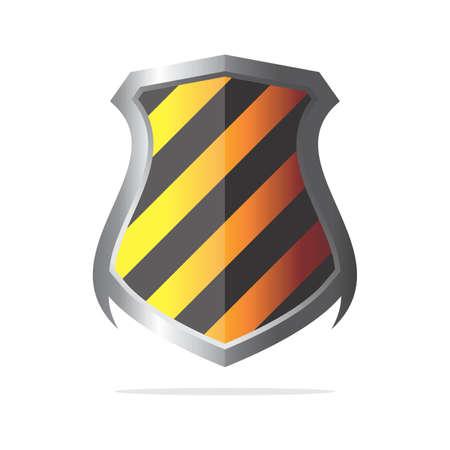 anti: guardian shield anti virus Illustration