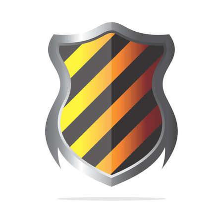 anti virus: guardian shield anti virus Illustration