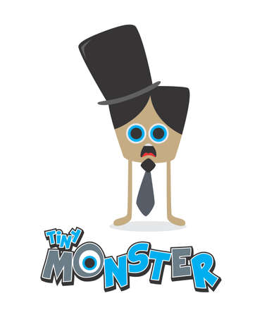 little monster Vector