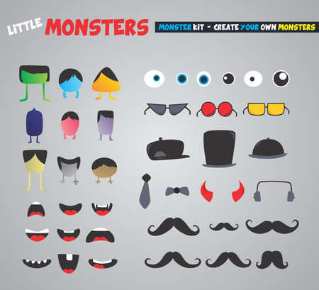 fictitious: create your own monster - creation kit