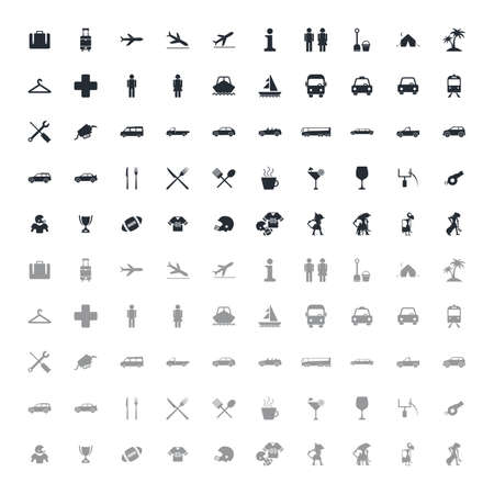 eject: icon set