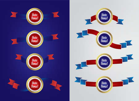 vote label set Vector