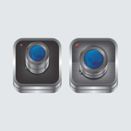 plate camera: camera media interface