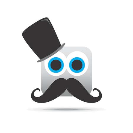 character portrait picture avatar Illustration