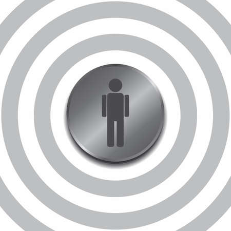 multimedia pictogram: media icon button