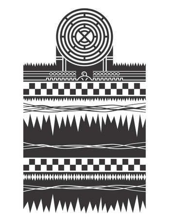 native american art Vector