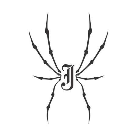 metaal: spider kunst