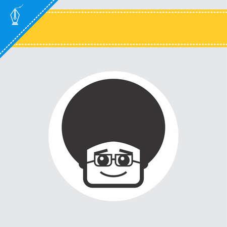 avatar portrait picture icon Stock Vector - 28008479