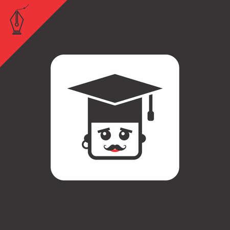 avatar portrait picture icon Stock Vector - 28008561