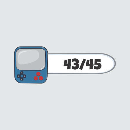 assets: game assets icon Illustration