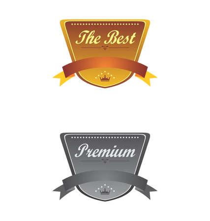 editable label sticker vector graphic art design illustration Vector