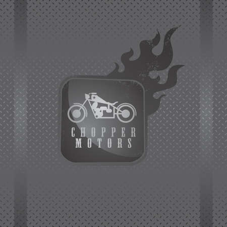 motorbike theme art vector graphic art design illustration Vector