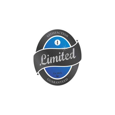 label retro: etiqueta retro sticker tema Vectores