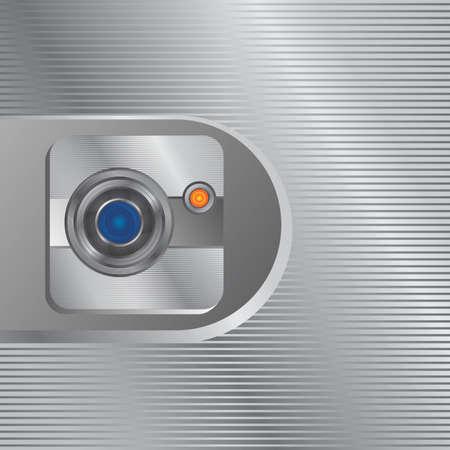 plate camera: camera photo and video interface