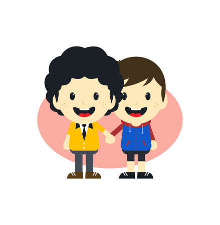 homosexual: Homosexual lover cartoon