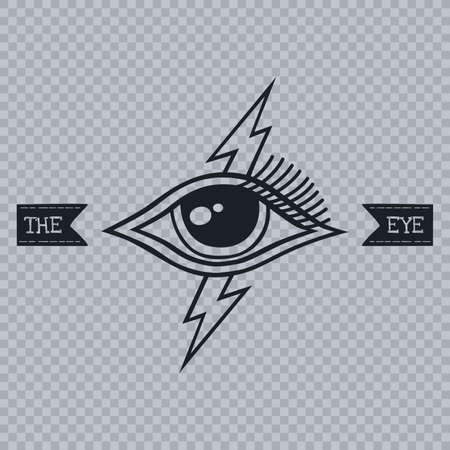 all seeing eye of horus