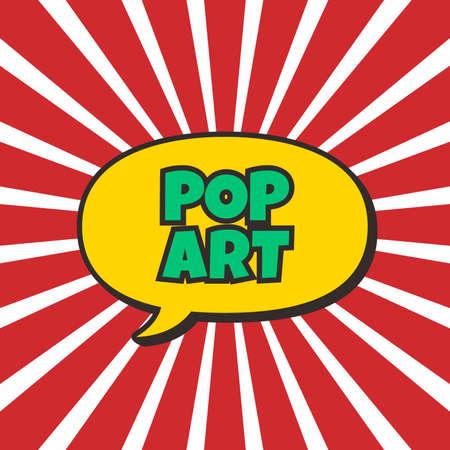 fission: pop art theme graphic art illustration