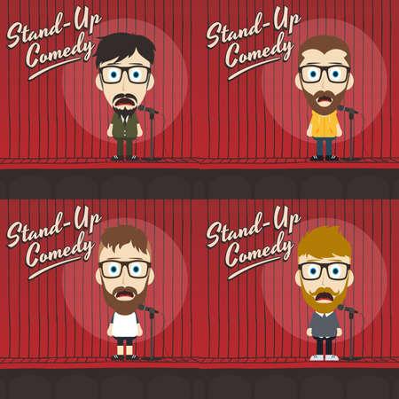 comedy: comedy guy cartoon
