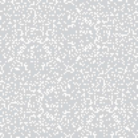 mosaic square pixel theme pattern background vector art illustration