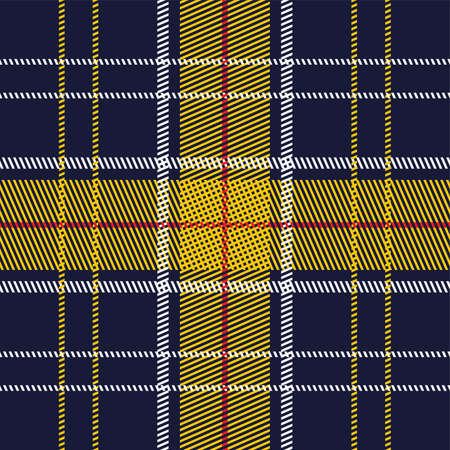 garment industry: garment industry plaid pattern vector graphic illustration
