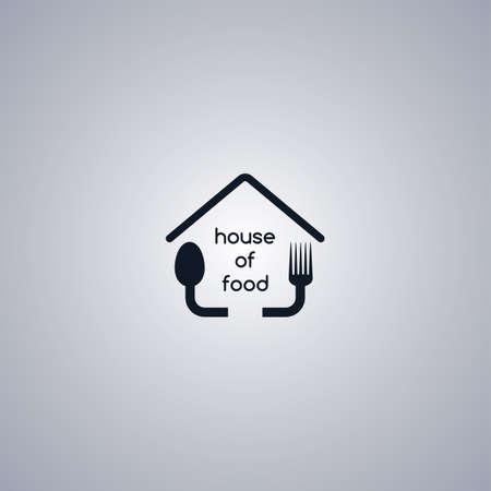 homemade: homemade food restaurant theme vector art illustration