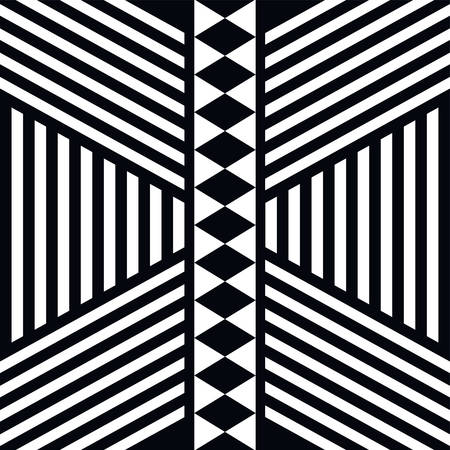 tribe: native pattern tribe culture theme vector art illustration Illustration