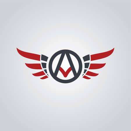 aviator symbol theme vector illustration Illustration