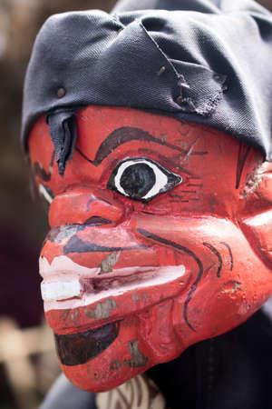 wayang golek wood puppet traditional culture of sundanese javanese indonesia