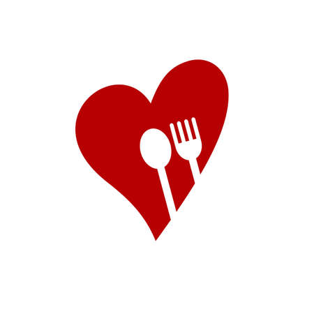 restaurant application theme template vector art