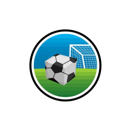 soccer football sign symbol vector