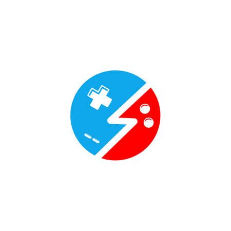 video game console joystick icon sign Ilustração