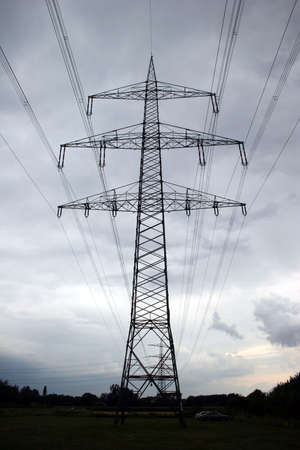 powerlines: Power line