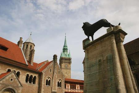 castle Dankwarderode and landmark