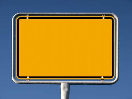 usunięta: Wspólny znak niemieckiego miasta usuwane nazwiskiem Zdjęcie Seryjne
