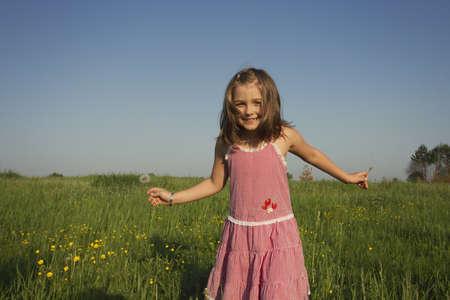 hijos: Retrato de niña