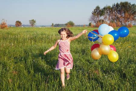 one family: happy child