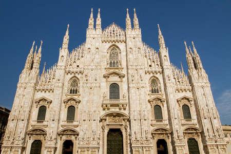 milánó: Duomo View, Milánó, Olaszország, Európa