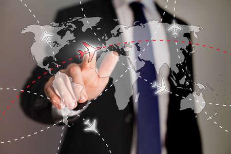 国際便のための特別のオファー