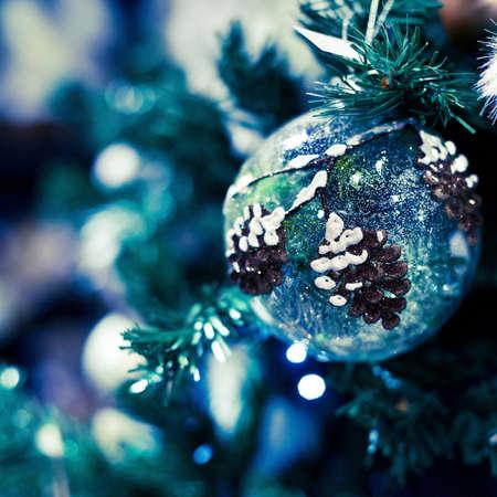 miracle tree: christmas card