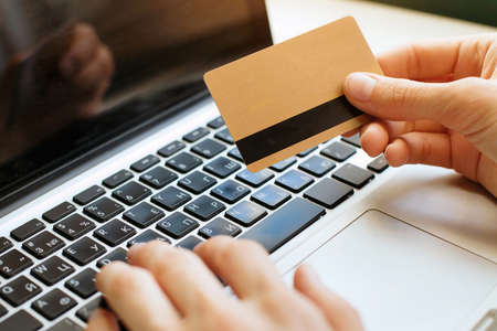 home expenses: shopping on internet