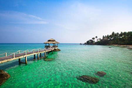 kood: paradise beach on Koh Kood island, Thailand