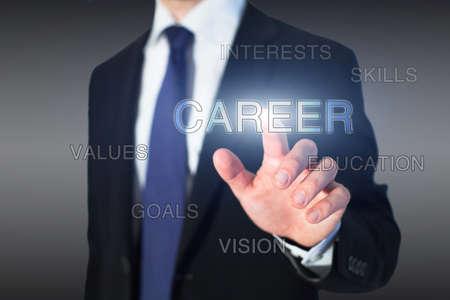 career: career concept