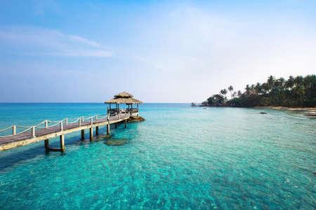 Rajska Wyspa Zdjęcie Seryjne