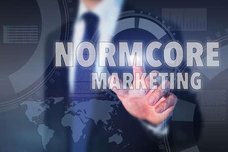 unpretentious: normcore marketing