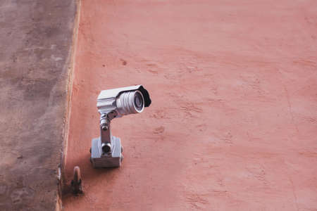 outdoor security camera for surveillance