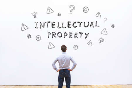 intellectual property concept