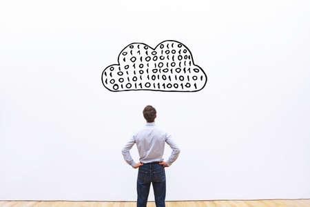 concepto de computación en la nube