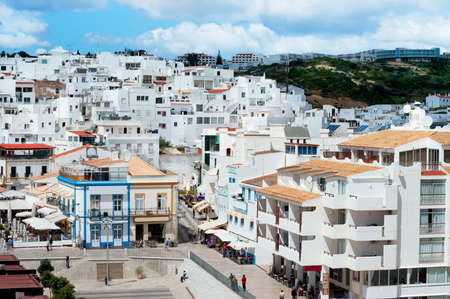 City of Albufeira in Western Portugal